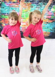 Dance classes, drama classes, musical theatre classes