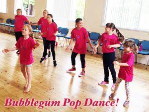 pop dance class